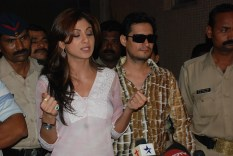 Shilpa Shetty's PC at Koparkhirane-18