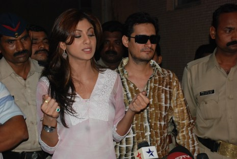 Shilpa Shetty's PC at Koparkhirane-18