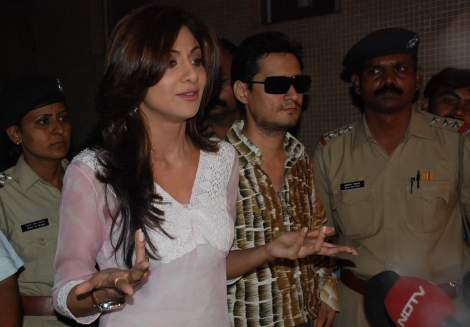 Shilpa Shetty's PC at Koparkhirane-7
