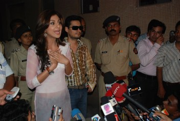 Shilpa Shetty's PC at Koparkhirane-9