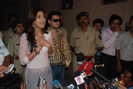 Shilpa Shetty's PC at Koparkhirane-9