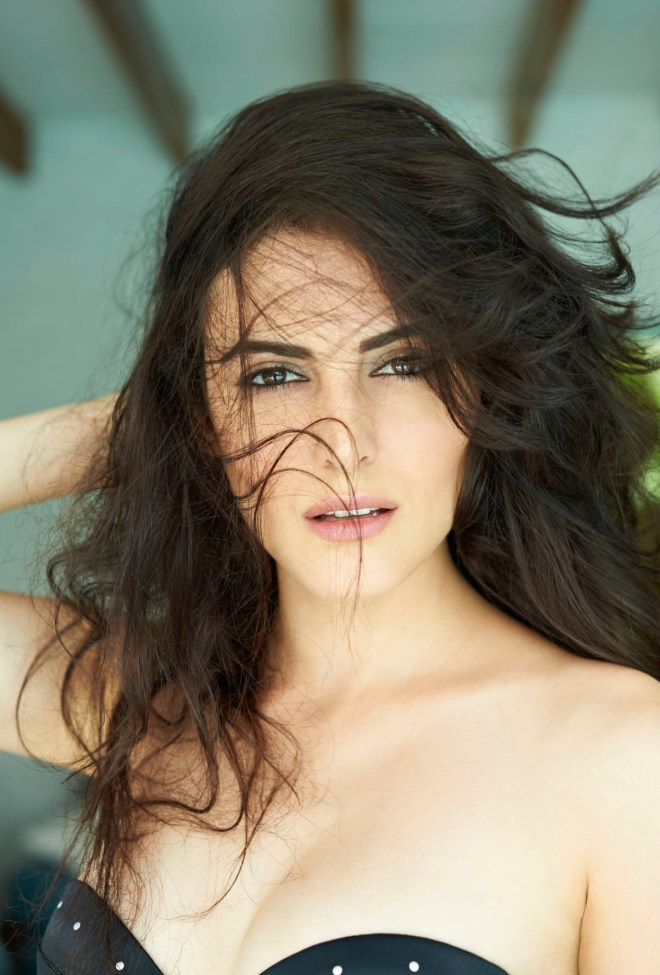 Mandana Karimi - Pic 1 (Image Courtesy - Dale Bhagwagar Media Group)