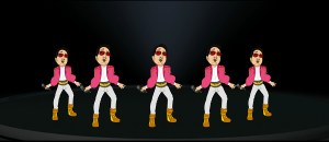 Mika Singh in the animated song from Hogaya Dimaagh Ka Dahi. - Pic 7