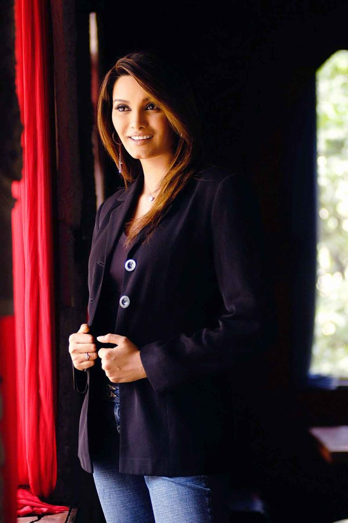 A file picture of Diana Hayden. Pic 2