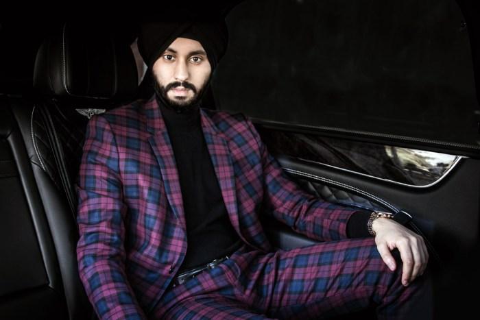 Singer Kabir. Pic 6.