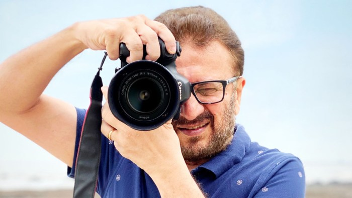 Photographer Sharat Chandra - Pic 1