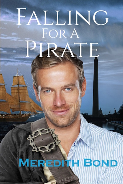 Book cover of Falling for a Pirate by Meredith Bond