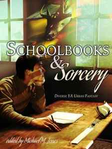 schoolbooks & sorcery book cover