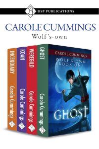 Wolf's Own by Carole Cummings book bundle