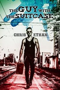 chris ethan the guy with the suitcase