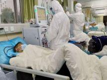 کورونا وائرس سے ہلاک افراد کی تعداد 31 ہزار سے تجاوز کر گئی