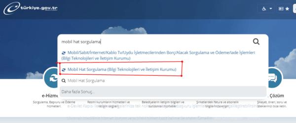 الكشف عن خطوط الجوال المسجلة باسمك في تركيا