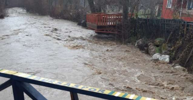 فيضانات وأمطار غزيرة في بورصة