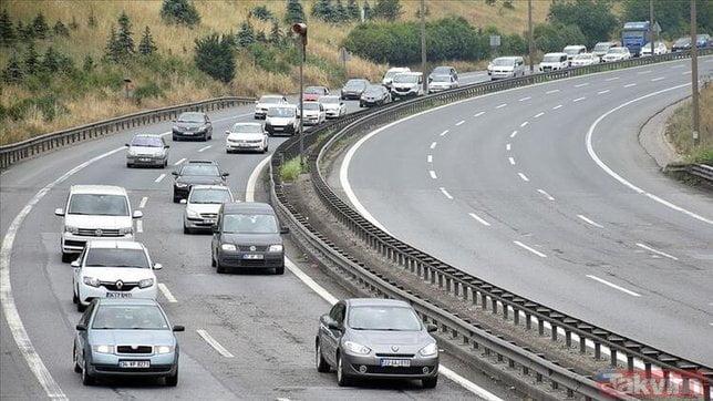 حدود السرعة في تركيا