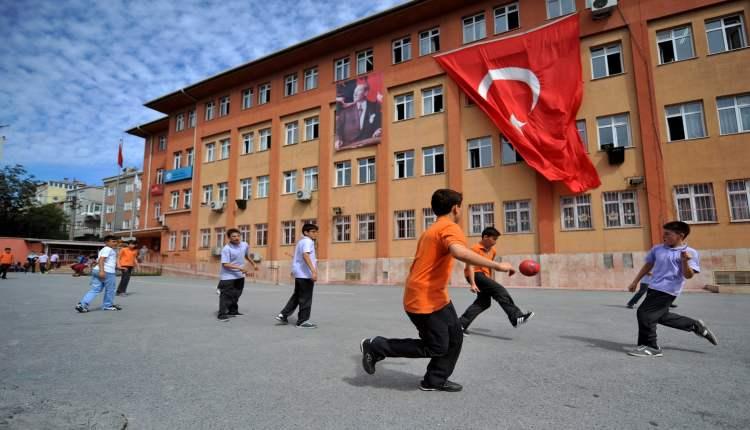 شرط التبرع الإجباري في المدارس التركية