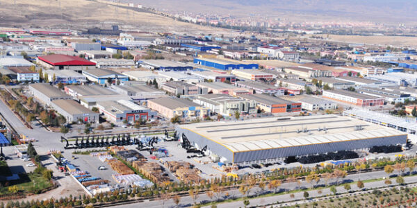 المدينة الصناعية الأولى في أنقرة