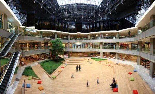 مركز تسوق أتاكوي جاليري Ataköy Galleria AVM