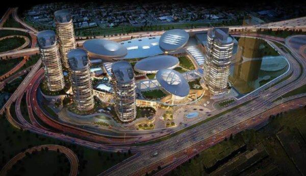 مول إسطنبول التجاري Mall of Istanbul