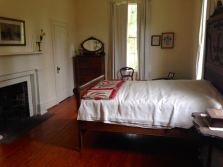 This bedroom was original furniture from the oldest sister of Jason Gregory.