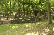 Entrance to the State Park
