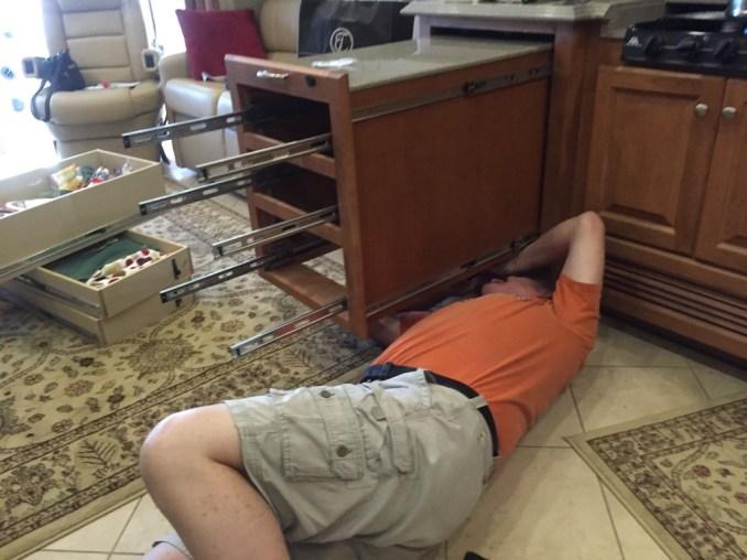Adding new drawer catches