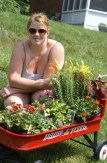 Radio Flyer Plants with Nancy
