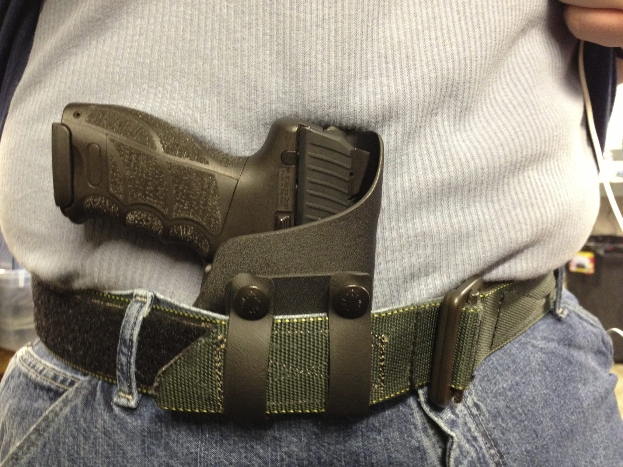 Tuckable Appendix Carry Holster - Archangel 2 you can\'t live without it!