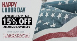 labor day holster sale 2016