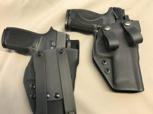 Gabriel 2 - Tuckable RMR Side Carry Holster IWB