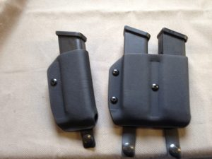 Archangel Single and Double (IWB)Mag Pouch