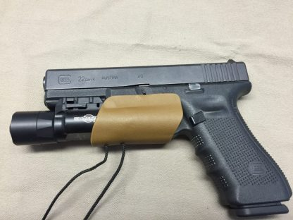 Zacchaeus Concealment Holster with Weapon Light