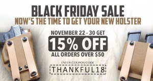 Dale Fricke Holsters - Black Friday Holster Sale