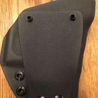 Gabriel 2 Holster, RH, Black, Glock 26/27 w/RMR