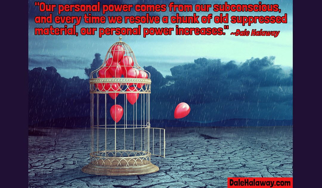 Unlocking our Personal Power