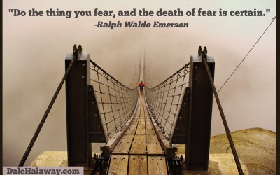 What Do You Do When You Feel Afraid?