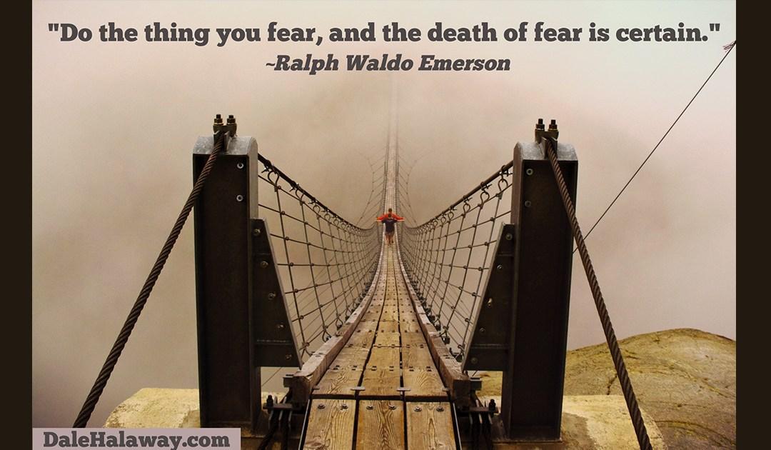 What Do You Do When You Feel Afraid?