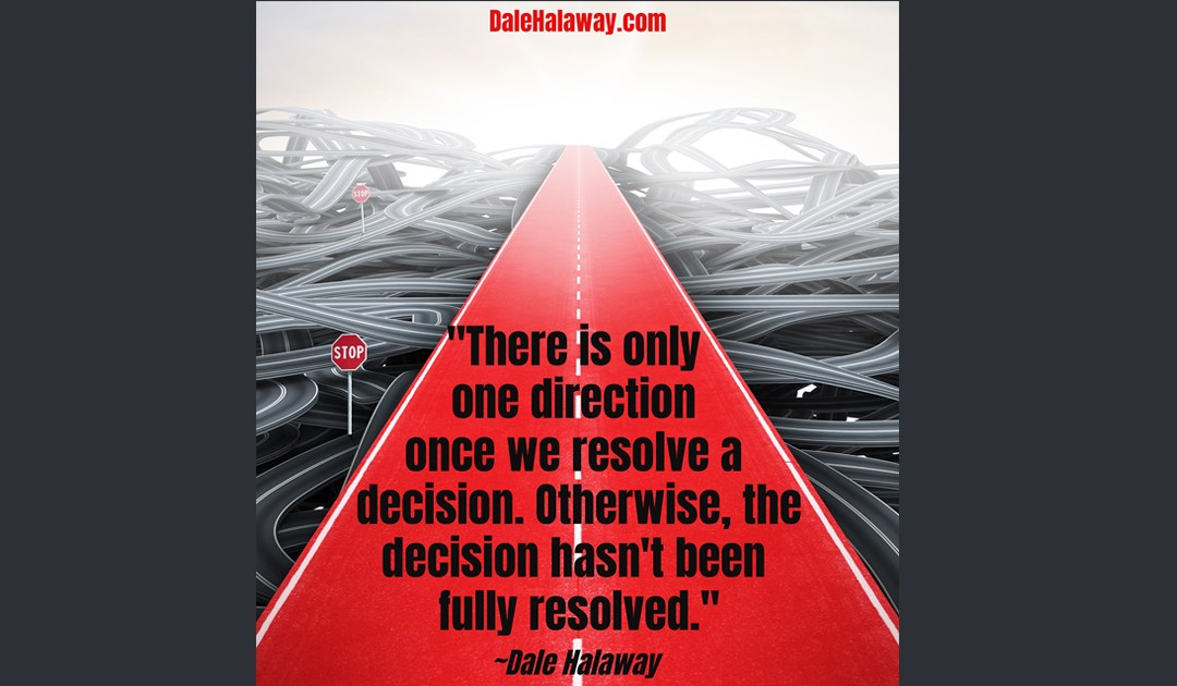 How Resolved Are You?