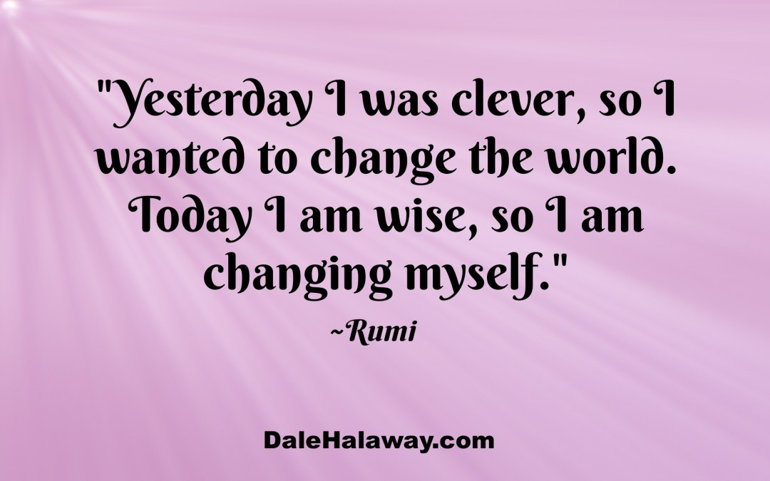 What are You Focused on Changing?