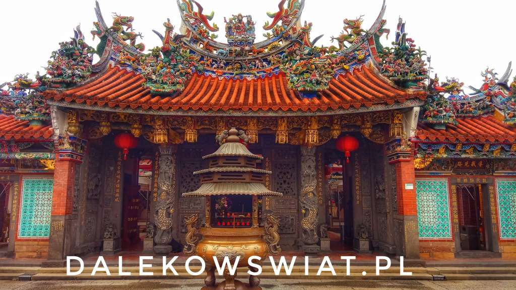 buddhist temple taipei