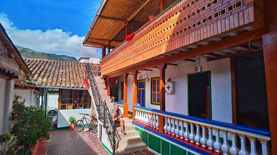 Hostel w El Cocuy