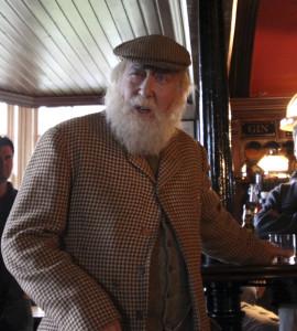 Old Tom Morris (actor David Joy)