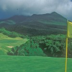 Four Seasons Nevis Hole 9. Copyright Donnelle Oxley