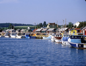 North Rustico Harbor