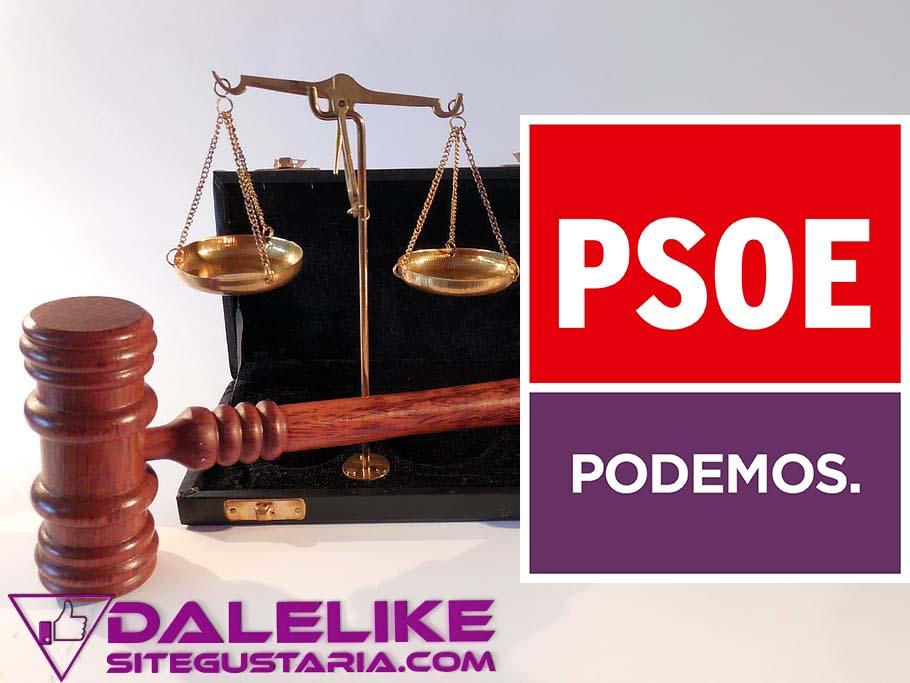 PSOE y Unidas Podemos hacen frente legalmente a los bulos de Vox