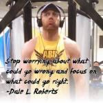 Dale L Roberts