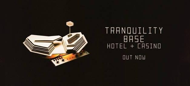Tranquility Base Hotel & Casino, el nuevo disco de los Arctic Monkeys