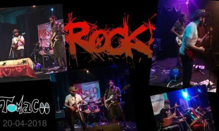 Fábrica(ndo) un viernes de rock