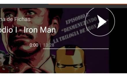 EN FORMA DE FICHAS: Desmenuzando la trilogía de Iron Man