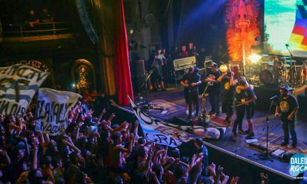 Nagual y sus hechizos rockeros hicieron delirar al Teatro Flores