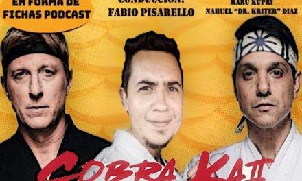 En forma de fichas 4: A las patadas con Cobra Kai